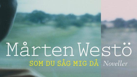 Mårten Westö–Som du såg mig då