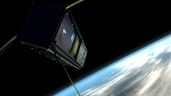 Finlands första satellit i rymden ännu i år