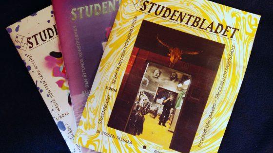 Studentbladet förnyas och flyttar till webben