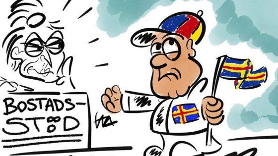 Bostadsstödskrisen på Åland kräver snabba åtgärder