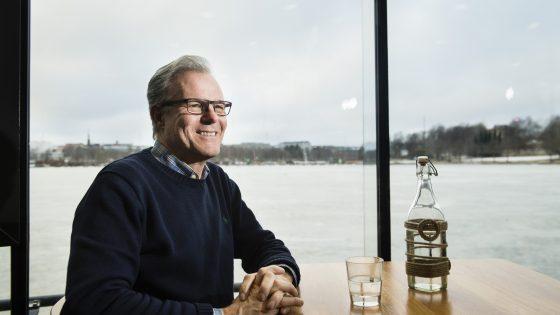 Erik Bonsdorff från ÅA har valts till årets professor