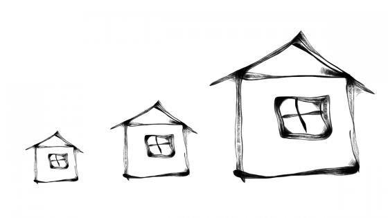 Högre bostadsstöd pressar upp hyrorna för ettor