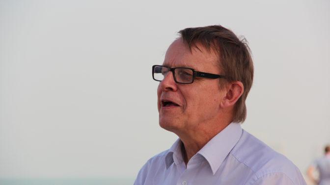 Hans Rosling var den bästa datajournalisten