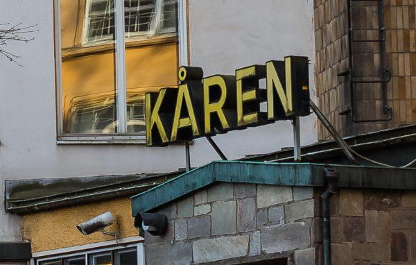 Kårhuset i Åbo.