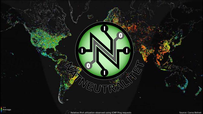 Nätneutraliteten i USA berör även oss