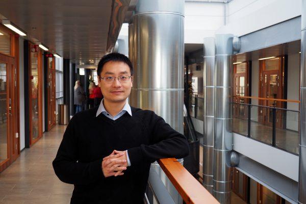 Jing Tang är teamledare för forskargruppen ICombine från Helsingfors universitet.