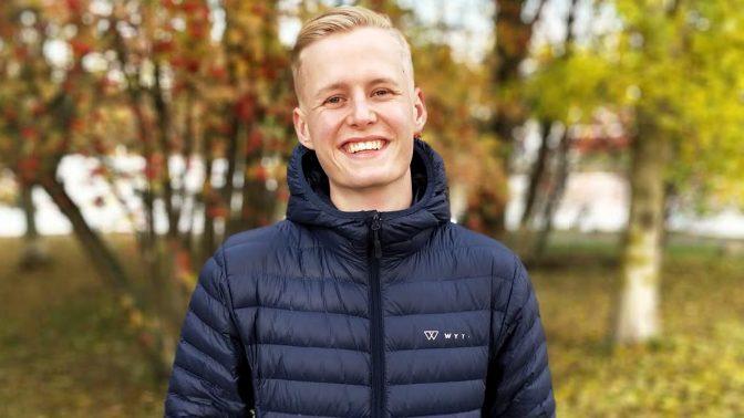Årets halarmärke gjordes för Nyländska klubben