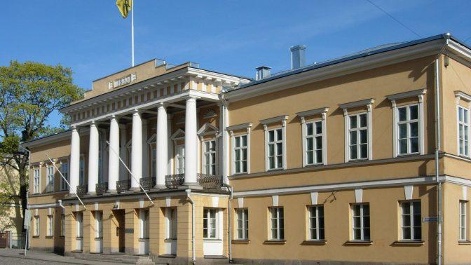 """Åbo Akademi backar efter toalettbeslut: """"Ett missförstånd har skett"""""""