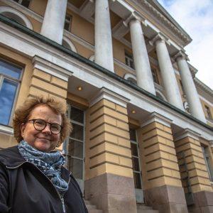 Laura Kolbe: Helsingfors universitet världsbäst på studentkultur