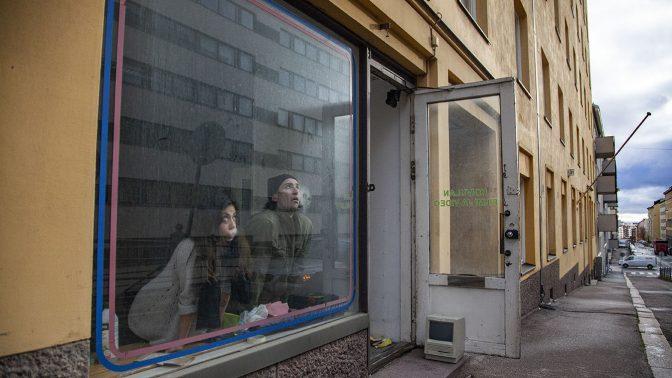 Studentbladet blir nomadredaktion för en månad, flyttar till Berghäll