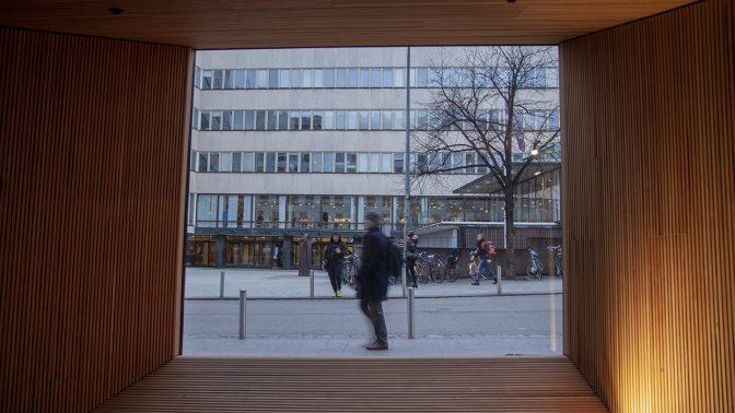Ett år in är såväl studerande som utländska delegationer överens: Tankehörnan är superkiva