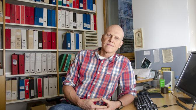 """Thomas Wallgren: """"Klimatet kan inte räddas inom det nuvarande systemet, men det är aldrig för sent att kämpa"""""""